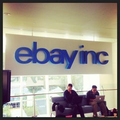 Photo taken at PayPal Campus by Jay R. on 10/12/2013