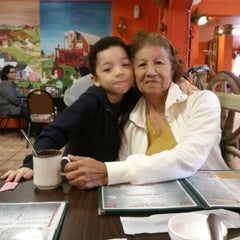 Photo taken at Los Nortenos Mexican Restaurant by Lydia R. on 12/29/2012