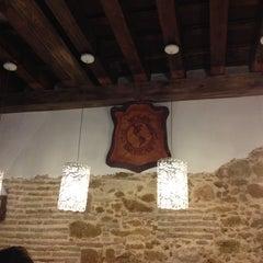 Photo taken at Meson de las Americas by Ivan C. on 11/10/2012
