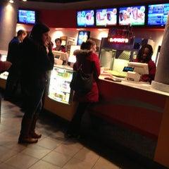 Photo taken at Regal Cinemas Fenway 13 & RPX by Timothy H. on 12/29/2012