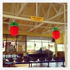 Photo taken at Mukah Airport (MKM) by Rayn_ R. on 2/3/2013