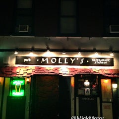 Photo taken at Molly's Shebeen by Mick M. on 6/26/2013