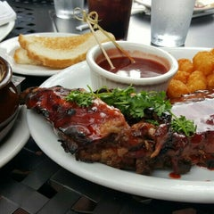 Photo taken at Wagner's Ribs by Ann on 9/10/2015
