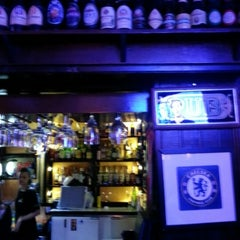 Photo taken at The Blue Pub by Rogerio T. on 10/6/2012