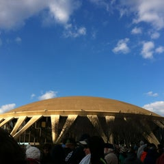 Photo taken at Norfolk Scope Arena by B.Bing &. on 2/17/2013