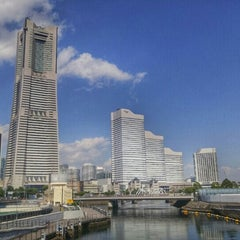 Photo taken at 横浜市 (Yokohama City) by Gilbert R. on 9/28/2015