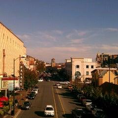 Photo taken at Cinemark Palace by Dalton G. on 10/27/2012