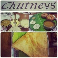 Photo taken at Chutney's by Yogesh D. on 10/16/2012
