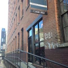 Photo taken at Brooklyn Denim Company by Satoshi Y. on 1/19/2014