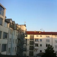 Photo taken at Schloß SoNo by Sonja Johanna D. on 8/4/2013