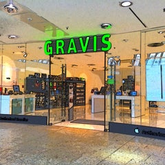 Photo taken at GRAVIS by Michelle D. on 7/31/2015