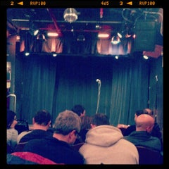 Photo taken at UCB Theatre East by Vic C. on 2/10/2013