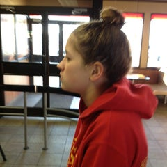 Photo taken at Burger King by Kerry K. on 1/4/2013