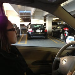 Photo taken at Parking Terrace C by Jansen C. on 12/30/2012