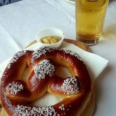 Photo taken at Old German Schnitzel Haus by Jillian C. on 10/18/2013