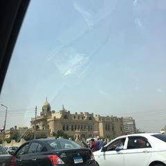 Photo taken at Heliopolis | مصر الجديدة by Ahmed M. on 4/21/2016