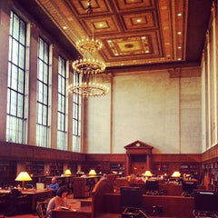 Photo taken at Butler Library by Anna J. on 7/26/2013