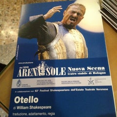 Photo taken at Arena Del Sole by Roberta F. on 11/18/2012