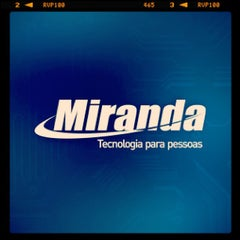 Photo taken at Miranda Computação by Gibraldo A. on 4/18/2013