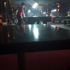 Photo taken at Gaol Billiard Pool & Lounge by Joko T. on 2/17/2015