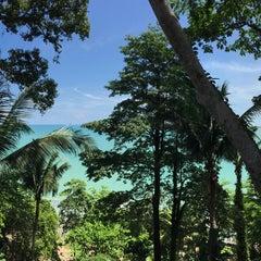 Photo taken at Baan Krating Khao Lak Resort Phang Nga by อิวัน ช. on 5/15/2015