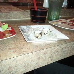 Photo taken at Way Sushi & Teppanyaki by Katty W. on 5/2/2012