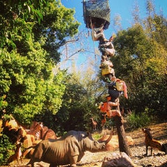 Photo taken at Jungle Cruise by Sandro Escobar on 3/8/2013