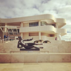 Photo taken at J. Paul Getty Museum by Josh H. on 3/3/2013
