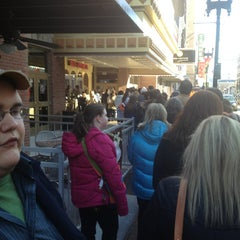 Photo taken at Regal Cinemas Riviera 8 by Tracey J. on 12/30/2012