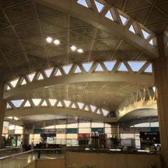 Photo taken at King Khalid International Airport (RUH) مطار الملك خالد الدولي by Fahd F. on 7/23/2013