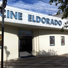 Photo taken at Cine Eldorado by Marcio S. on 2/24/2014