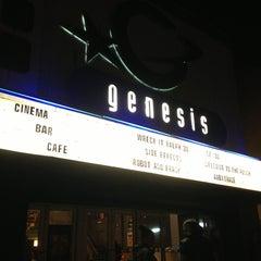 Photo taken at Genesis Cinema by Tahmoh P. on 3/19/2013