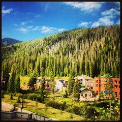 Photo taken at Winter Park Mountain Lodge by Chris B. on 8/17/2013