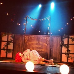 Photo taken at Teatro Prosa by Eduardo A. on 6/14/2013