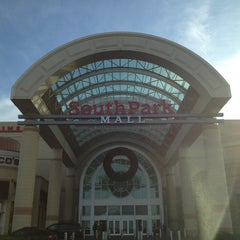 Photo taken at SouthPark Mall by Lilliam D. on 1/12/2013