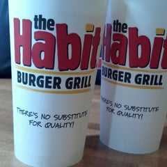 Photo taken at The Habit Burger Grill by Jason C. on 4/24/2013