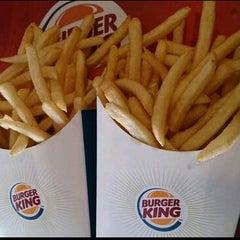 Photo taken at Burger King by Ari W. on 12/15/2014