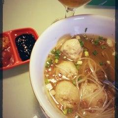Photo taken at D'Lounge Cafe & Resto by Dewi Z. on 1/26/2013