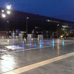 Photo taken at Birmingham City University by Daniel D. on 11/10/2014
