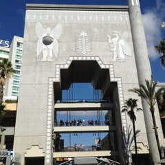 Photo taken at Hollywood & Highland Center by Mine U. on 11/19/2012