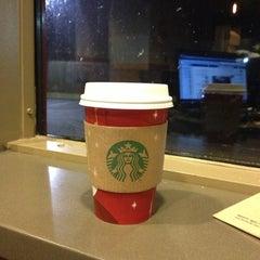 Photo taken at Starbucks by C H. on 11/27/2012