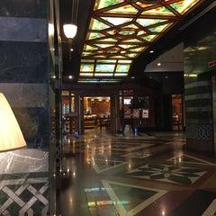 Photo taken at The Rizqun International Hotel by Tata U. on 5/26/2015