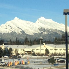 Photo taken at Juneau International Airport (JNU) by Hickey M. on 12/21/2012