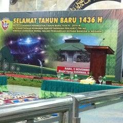 Photo taken at Masjid Agung Sudirman by Jusda D. on 11/5/2014