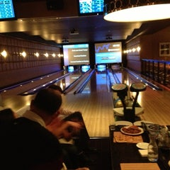Photo taken at Lucky Strike Houston by Amy S. on 6/10/2013