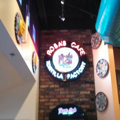 Photo taken at Rosa's Cafe & Tortilla Factory by Callie E. on 3/19/2013