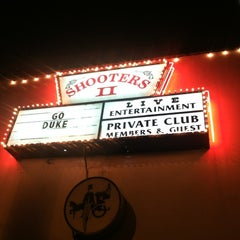 Photo taken at Shooters II by R. J. on 11/25/2012