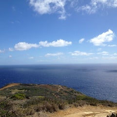 Photo taken at Koko Head Crater Trail by Edward L. on 11/19/2012