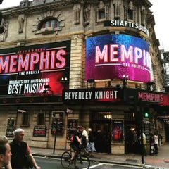 Photo taken at Memphis - the Musical by Leah H. on 8/13/2015