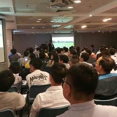Photo taken at Hong Kong Productivity Council 生產力局 by Hauser on 4/29/2015